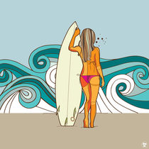 Surf Check by Rodrigo Pla
