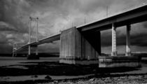 Old Severn Crossing by Karl Thompson