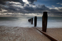 Sea View over the Solent by Karl Thompson