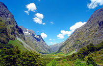 Road to Milford Sound South Island New Zealand von Kevin W.  Smith
