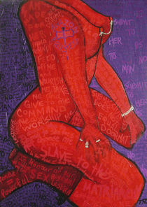 In Service to the Matriarchy by Taz Fletcher