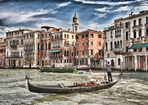 Grand Canal, Venice by Graham Prentice