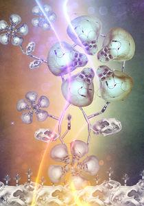 skullplant by Marcelo  Espinoza