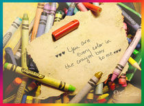 All the Crayons by Tracy Bittner