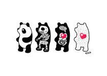 Panda - Anatomie von Heiko Windisch