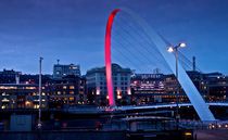 The Millenium Bridge von John Ellis