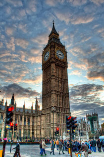 Big Ben by Damien Kraut