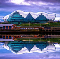The Sage Gateshead von John Ellis