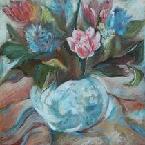 Bouquet of flowers by Katia Boitsova-Hošek