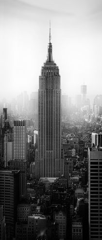 The Empire State by Rob van Kessel