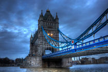 Tower Bridge von deanmessengerphotography