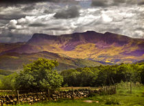 The Majesty of Cadir Idris by Graeme Pettit