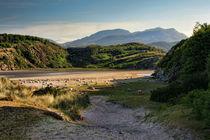 Upstream on the Afon Dwyryd by Graeme Pettit