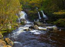 Atrlet Falls,Scotland von Paul messenger