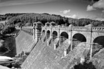 The Dam at Lake Vyrnwy by Graeme Pettit