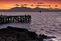 Scottish Sunset von Paul messenger