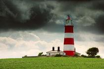 Happisburgh Stormy von Graeme Pettit
