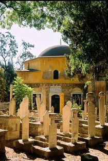 calender - april - muslim cemetery by Oliver Metz