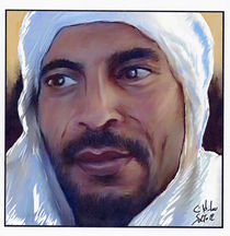 Bedouin by Soltane Hocine