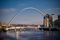 Gateshead Millenium Bridge