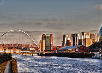 Millenium-bridge-newcastle
