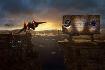 Nydenion - Landung auf Adcalmahr von Jack Moik
