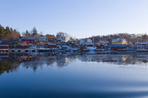 Morning in the Archipelago of Stockholm, Sweden by kbhsphoto