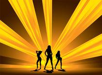 Blinding-dancers