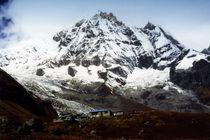 Nepal - Annapurna Himal, Base Camp, Annapurna I. 8091 m von Karel Plechac