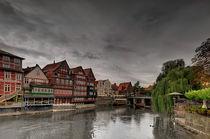 Lüneburger Hafen IV von photoart-hartmann