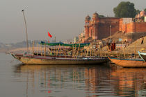 Reflections in the Ganges von serenityphotography