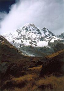 Nepal - Annapurna, Himal, Annapurna I von Karel Plechac