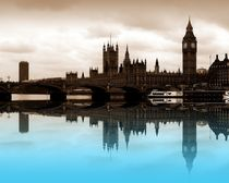 Westminster reflected by sharon lisa clarke