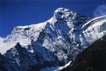 Nepal - Khumbu Himal, der Kwangde Ri 6187m von Karel Plechac