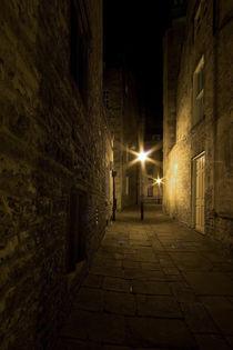Alleyway in Bath von Karl Thompson