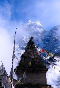Nepal - Khumbu Himal, Gebete für die Götter by Karel Plechac