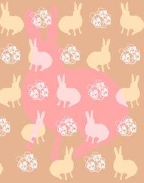 easter bunny von Leksi Housden