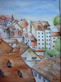Altstadt von Konstanz von Christine  Hamm