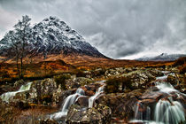 Buachaille Etive Mor by Fiona Messenger