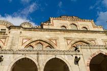 Sehzade Mosque by Evren Kalinbacak