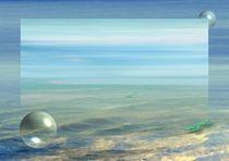 Ein Sommertag am Meer von Eckhard Röder