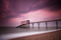 Selsey Lifeboat Station by Nina Papiorek