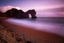 Durdle Door by Nina Papiorek