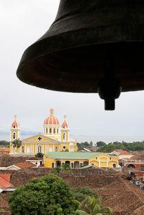 GRANADA CHURCH BELL Nicaragua by John Mitchell