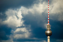 TV tower I by Thomas Lottermoser