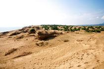 Dünenlandschaft Korfu von Andreas Jontsch