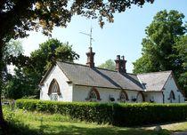 Cottage by Sarah Couzens