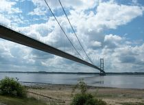 Humber Bridge  by Sarah Couzens