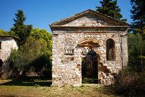Old greek house III by Andreas Jontsch
