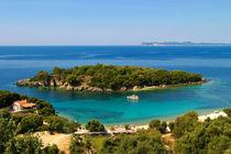Greek island by Andreas Jontsch